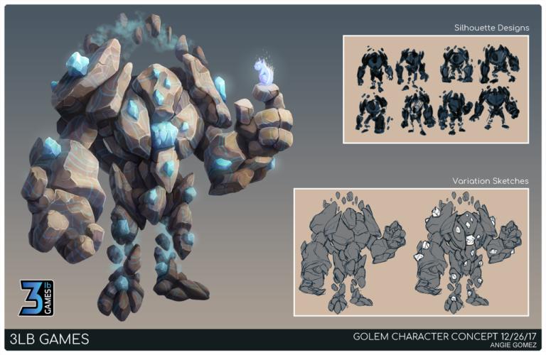 Golemn Concept