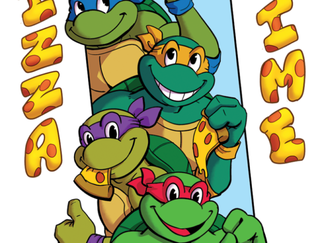 tmnt teenage mutant ninja turtles 90s cartoon