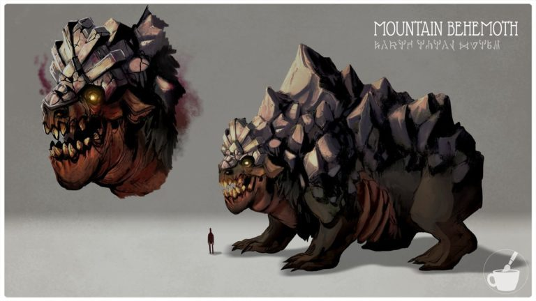 Mountain Behemoth