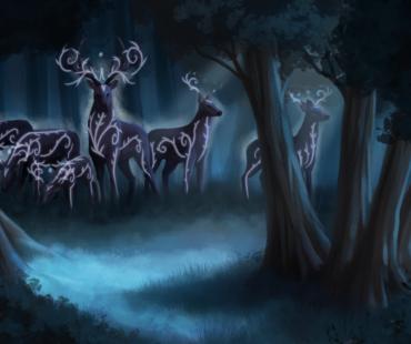 Deer Spirits